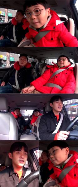 '전참시' 이승윤, 아들 공개 '매니저와 애정도 테스트'