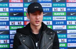 지동원, 왼쪽 무릎 부종으로 대표팀 낙마…소속팀 복귀