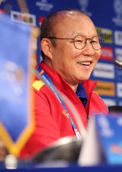 '박항서 매직 계속된다' 베트남, AFC U-23 챔피언십 본선 진출