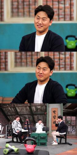 """오대환, 김희선과 친분 공개 """"술 마시고 영상통화 하는 사이"""""""