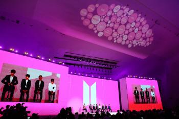 방탄소년단, 'MAP OF SOUR : PERSONA' 기자간담회