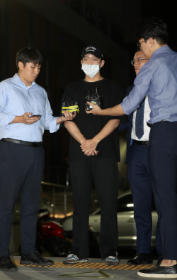 '폭행·협박' 구하라 前남친 최종범, 재물손괴만 인정