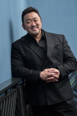 """마동석, 소원 성취하나..""""할리우드 영화서 '갱 맛' 영어 하고파"""""""