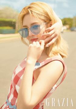 소녀시대 효연, 눈부신 하와이 화보 공개