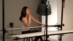 김정민, 글로벌 뷰티 브랜드 말레이시아 모델 발탁