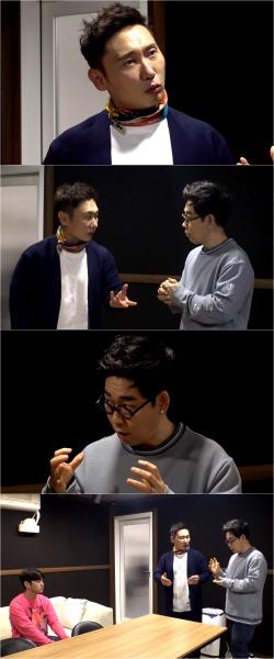 '전참시' 이승윤, '보컬神' 김연우와 스파르타 보컬 트레이닝