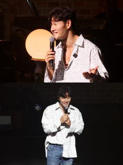 '미우새' 김종국, 9년 만에 단독 콘서트…톱스타들 깜짝 등장