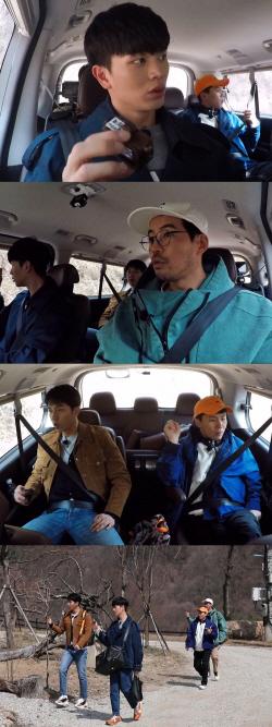 """'집사부' 지리산 속 험난한 사부 찾기..멤버들 """"산신령 아냐?"""""""