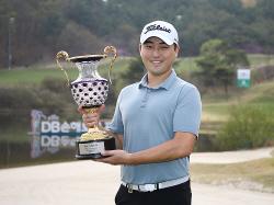 [포토]이태훈 '행복한 우승'
