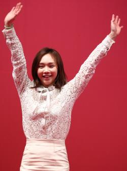 '인어공주' 김서영, FINA 챔피언스 대회 한국선수 유일 초청