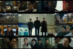 '조장풍', 월화극 2위 굳히기…김동욱의 힘