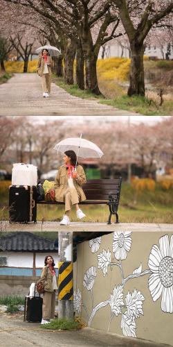 배우 오현경, '불타는 청춘' 새 친구로 합류