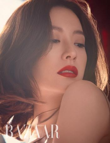 배우 정유미, 패션 화보