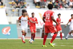 김현욱, K리그1 8라운드 MVP…K리그2 MVP는 펠리페