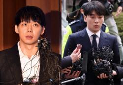 '2세대 아이돌 스타' 박유천-승리, 거짓말이 자초한 몰락
