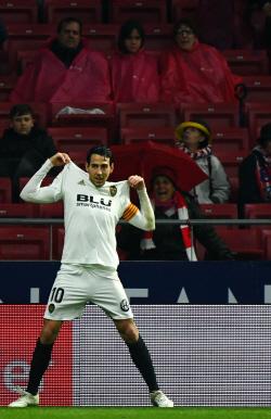 발렌시아, 아틀레티코에 2-3 패배…리그 4위 도약 실패