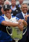 '메이저 사냥꾼' 켑카, PGA 챔피언십 36년 만에 와이어투와이어 우승(종합)