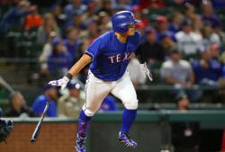 추신수, 시즌 7호 홈런 작렬…텍사스 연장 접전 끝 승리