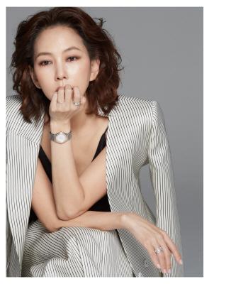 배우 김남주, 패션 화보