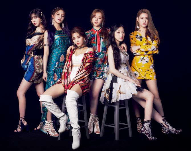 (여자)아이들, 7월31일 일본 공식 데뷔