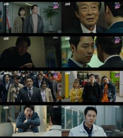 '조장풍' 김동욱, 전국환과 전면전…월화극 1위