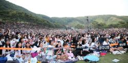 골프장에서 즐기는 K-POP 축제..서원밸리 그린콘서트 25일 열려