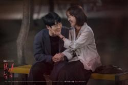 '봄밤' 동시간대 2위 출발...한지민·정해인 멜로 관심↑