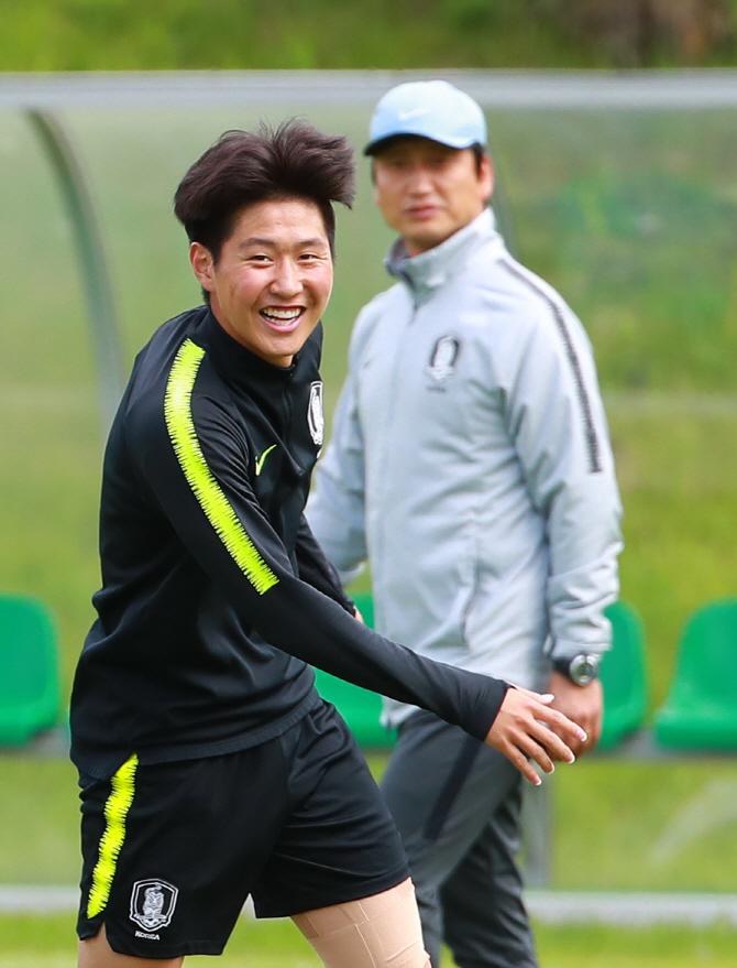 한국축구 황금세대, '어게인 1983!' 꿈꾼다