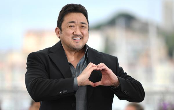 """마동석 """"칸 입성 특별해…'악인전' 하느라 '존윅3' 거절"""""""