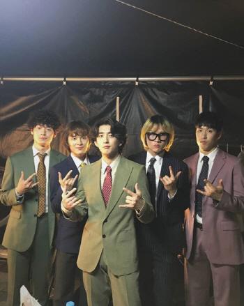 잔나비, 히트곡으로 비꼰 '학폭' 폭로에 확인 중