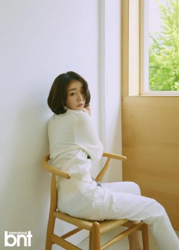 배우 문지인, 패션 화보