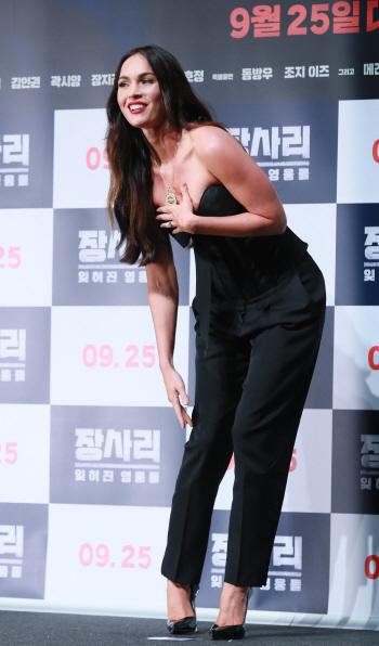 [포토]메간 폭스, '헐리우드 섹시'