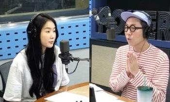 김영철, 기록적 폭우로 교통 정체→도로 위 생방송 진행…임기응변 빛났다