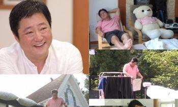 곽도원 '나 혼자 산다' 첫 출연…삼촌美 가득 제주집 일상 공개