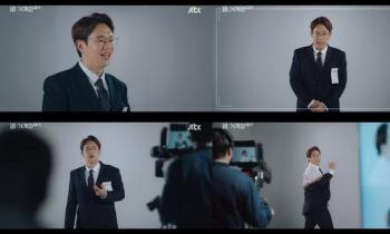 장성규 '18 어게인' 아나운서 지망생 열연…카메오의 좋은 예