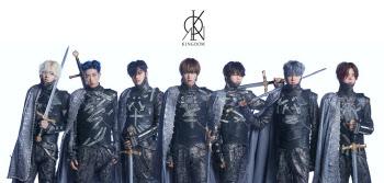킹덤, '완전체' 티저 첫 공개…강인한 왕들