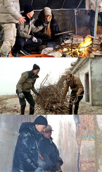 '특전사 듀오' 박군·강은미, 정글서 '하트시그널' 촬영?