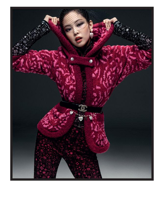 블랙핑크 제니, 파리 패션위크 잘 다녀올게요                                                                                                                              ...