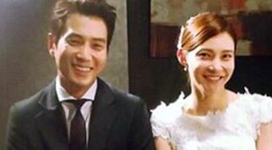 주상욱♥차예련, 오늘 결혼식…현실은 해피엔딩