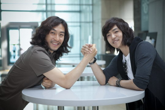 부활 新·舊 보컬 정동하-김재희, 뮤지컬 `롤리폴리`서 호흡