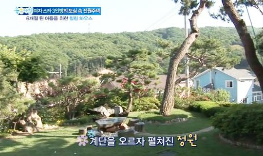 이데일리 - 안연홍 집 공개, 푸른 정원에 수영장 '영화 속 전원 ...