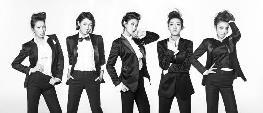 카라 남장, `미소년 여기 있었네`..9월 컴백 이미지 공개