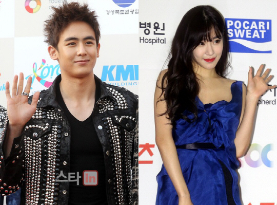 "yoona dating nichkhun Yoona being my bias tiffany and nichkhun i loved nichkhun on wgm with victoria 4 thoughts on "" snsd dating ""."