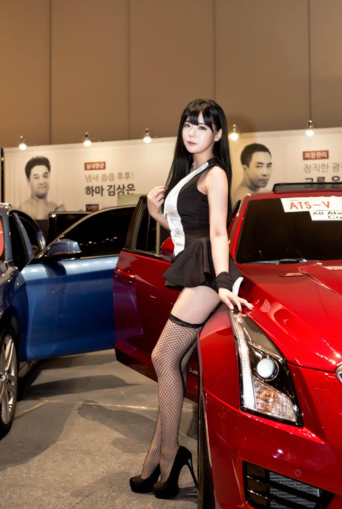 '오토살롱' 채비니, 베이글녀의 기준 제시