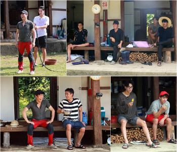 tvN `삼시세끼`, 한여름 촬영