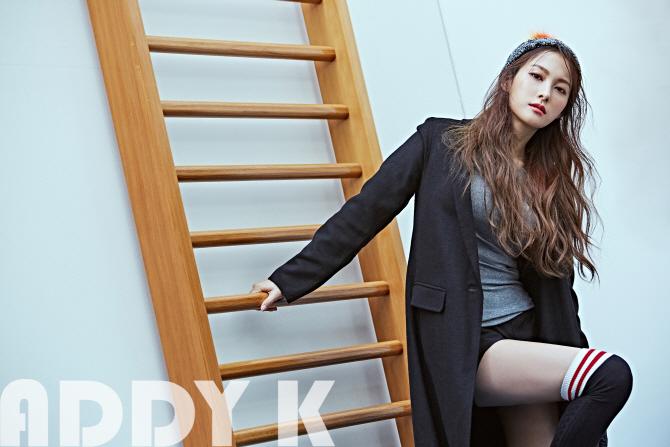 [포토]박규리, 겨울 화보서 여신 강림