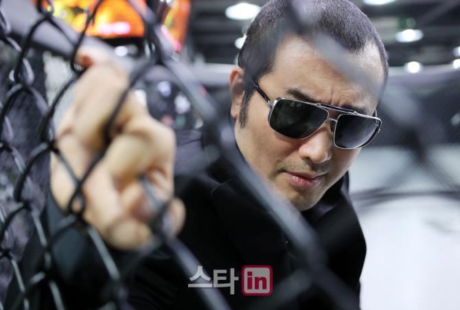 """'의리 파이터' 김보성 """"시합에 져서 오히려 다행""""(인터뷰①)"""