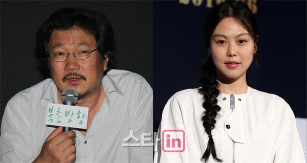 """불륜 스캔들 이후 첫 언급 홍상수 """"김민희와 가까운 사이"""""""