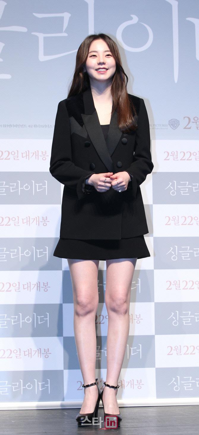 """안소희 """"'워홀러' 연기, 원더걸스 美활동 생각나"""""""