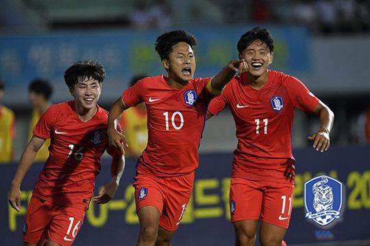 U-20 대표팀, 4개국 친선대회 위해 소집…백승호·이승우 참가